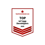 Prompt Softech Ranked One of the Top IoT Development Companies